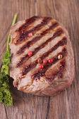 Carnes a la brasa — Foto de Stock