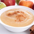 Gourmet applesauce — Stock Photo #13828499