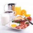 English breakfast — Stock Photo #13866167
