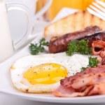 English breakfast — Stock Photo #13866205