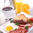 English breakfast — Stock Photo #13866228
