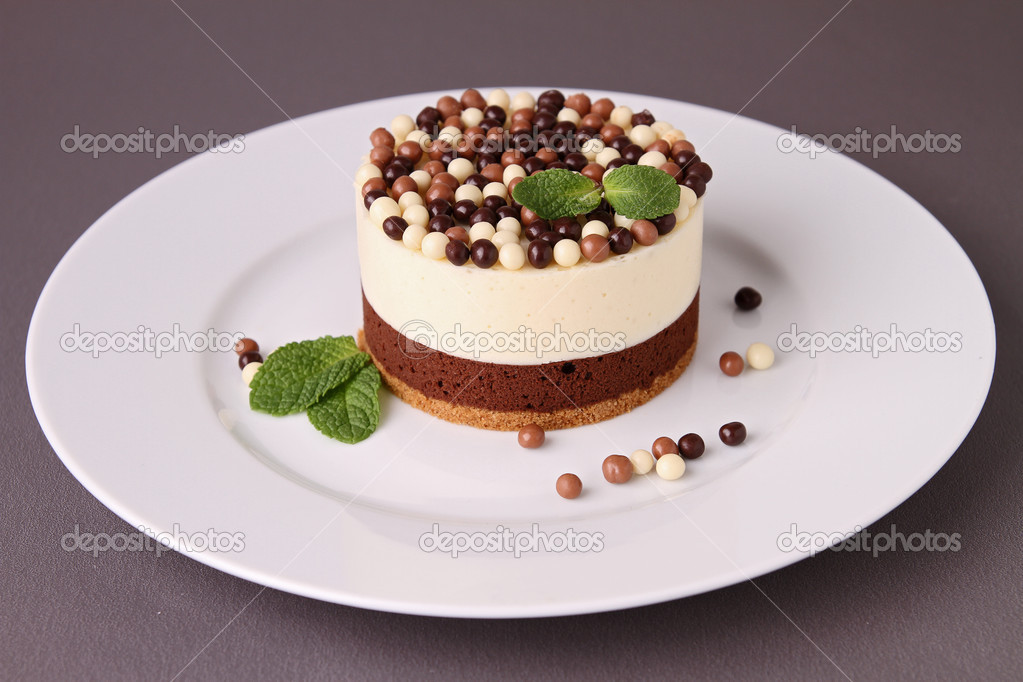 Chocolate Cake For St