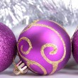 Christmas baubles — Stock Photo #14525745