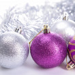 Christmas baubles — Stock Photo #14575633