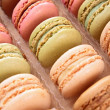 Colorful macaroon — Stock Photo #15434299