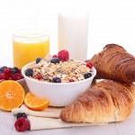 Healthy breakfast — Stock Photo #15859565