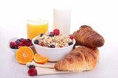 Healthy breakfast — Stok fotoğraf