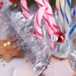 Candy cane — Stock Photo #16411687