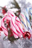 Bastón de caramelo — Foto de Stock
