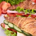 Fresh sandwich — Stock Photo #16420649