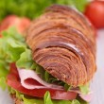 Fresh sandwich — Stock Photo #16421055