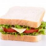 Fresh sandwich — Stock Photo #16421565