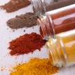 Assortment of spices — Stock Photo #16980343
