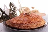 Epiphany cake — Stock Photo