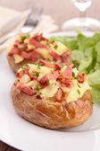 Baked potato — Foto de Stock