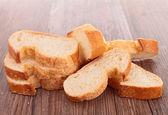 Heap of bread — Stock Photo