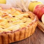 Gourmet apple pie — Stock Photo #21589757