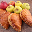Apple turnover — Stock Photo