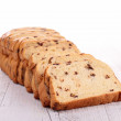 Stock Photo: Chocolate bread