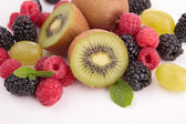 Assortment of fruit — Stock Photo