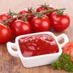 Tomato sauce — Stock Photo #23506871