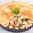 Chicken pot pie — Stock Photo #23674177