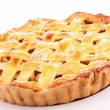Cooked apple pie — Stock Photo #23716791