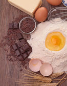 Baking ingredient — Stock Photo