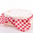 Camembert cheese - Stock Photo
