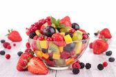 фрукты салат — Стоковое фото