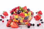 Fruits salad — Stock fotografie