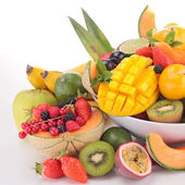 Abundance of fruits — Foto de Stock