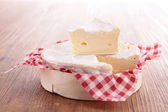 Camembert cheese — Stock Photo