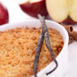 Stock Photo: Crumble