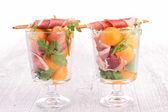 Fresh appetizer — Stock Photo