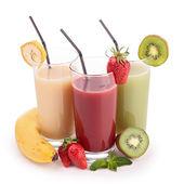 Isolated fruit juice — Stock Photo