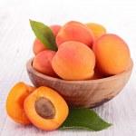 Fresh apricot — Stock Photo #27159917