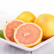Grapefruit — Stock Photo #27162071