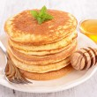 Pancakes — Stock Photo #27894825