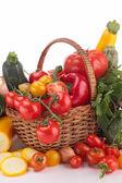 Assortment of tomatoes — Zdjęcie stockowe