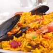 Paella — Stock Photo #28080685