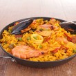 Paella — Stock Photo #28080717