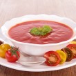 Tomato gazpacho — Stock Photo #28203409