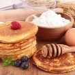 Pancakes — Stock Photo #28346995