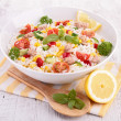 Rice salad — Stock Photo #28864859