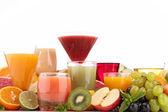 Vegetable drink — Stock Photo