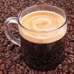 Black coffee — Stock Photo #29004537