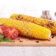 Grilled corn — Stock Photo