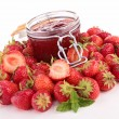 Strawberry jam — Stock Photo #30002247
