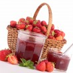Strawberry dessert — Stock Photo #30002763